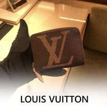 Louis Vuitton LV ZIPPY COIN PURSE brown free coin purse