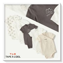 tape a l'oeil Unisex Organic Cotton Baby Girl Underwear