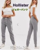 Hollister Co. Casual Style Sweat Plain Sweatpants