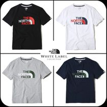 THE NORTH FACE WHITE LABEL Logo T-Shirt T-Shirts