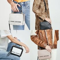 MARC JACOBS Box Bag Shoulder Bags