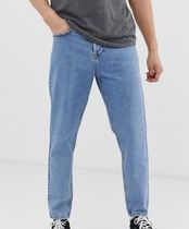 ASOS Tapered Pants Cotton Jeans & Denim