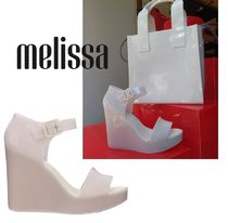 Melissa Collaboration PVC Clothing Elegant Style