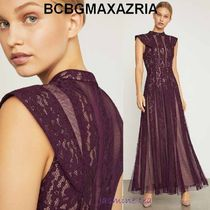 BCBG MAXAZRIA Long Lace Dresses