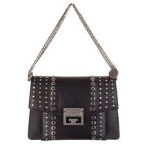 GIVENCHY Studded Street Style 2WAY Chain Plain Leather Elegant Style