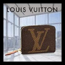 Louis Vuitton ZIPPY COIN PURSE Canvas Coin Purses