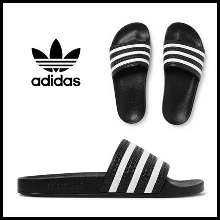 c16821594 adidas ADILETTE 2019 SS Stripes Shower Shoes Shower Sandals by ...