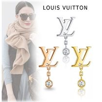Louis Vuitton FEMININE SINGLE PIERCINGS white gold. pink gold, yellow gold