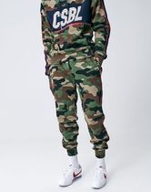 CAYLER&SONS Camouflage Street Style Joggers Shorts