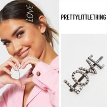PrettyLittleThing Barettes Casual Style Street Style Clips