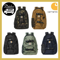 Carhartt Casual Style Unisex Street Style Backpacks