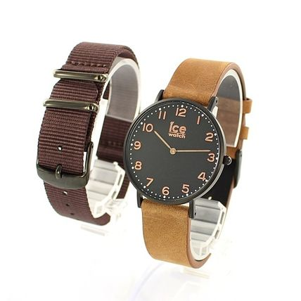 ICE WATCH Casual Style Quartz Watches Analog Watches