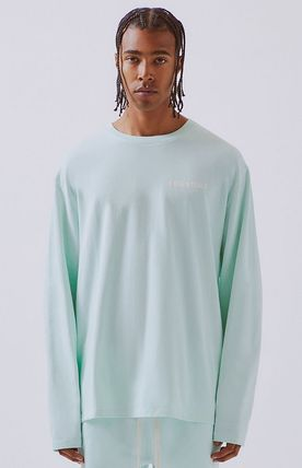 FEAR OF GOD Long Sleeve Unisex Street Style Long Sleeves Oversized 8