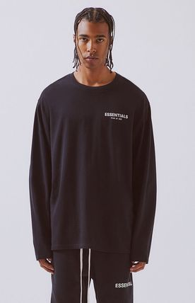 FEAR OF GOD Long Sleeve Unisex Street Style Long Sleeves Oversized 10