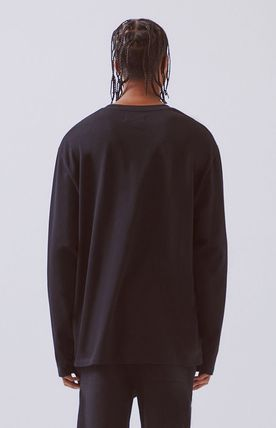 FEAR OF GOD Long Sleeve Unisex Street Style Long Sleeves Oversized 13