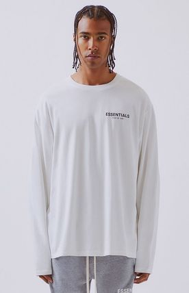 FEAR OF GOD Long Sleeve Unisex Street Style Long Sleeves Oversized 15