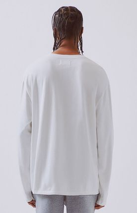 FEAR OF GOD Long Sleeve Unisex Street Style Long Sleeves Oversized 16