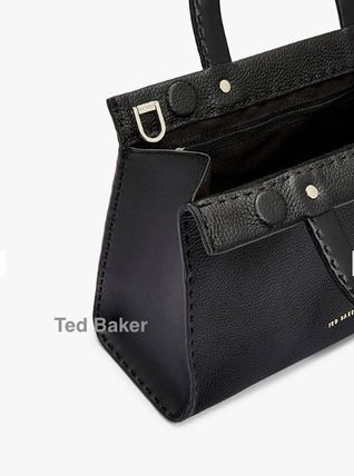 aef292d37 ... TED BAKER Handbags Casual Style 2WAY Plain Leather Handbags 2 ...