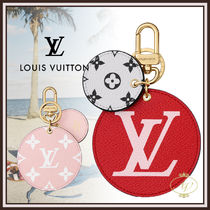 Louis Vuitton MONOGRAM Monogram Canvas Bi-color Keychains & Bag Charms