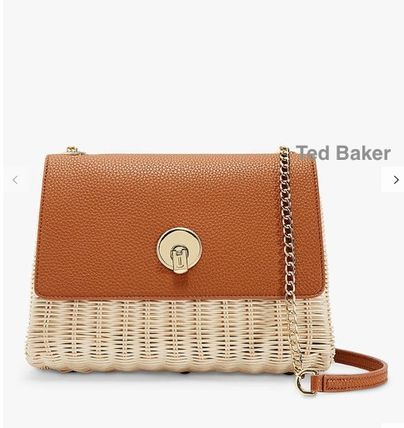 6f83a6111 TED BAKER 2019 SS Casual Style Plain Leather Handbags by British Air ...