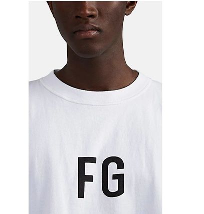 FEAR OF GOD More T-Shirts Pullovers Street Style Cotton Short Sleeves T-Shirts 3
