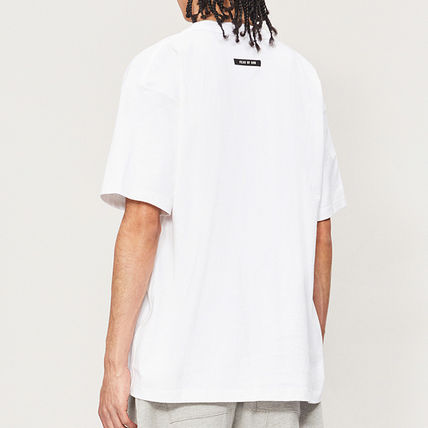 FEAR OF GOD More T-Shirts Pullovers Street Style Cotton Short Sleeves T-Shirts 5