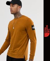 THE NORTH FACE Pullovers Street Style Long Sleeves Long Sleeve T-Shirts