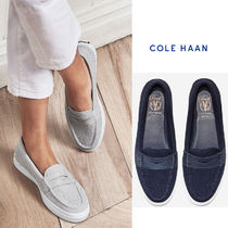 Cole Haan Rubber Sole Loafer Pumps & Mules