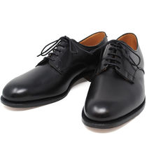 Tricker's Leather Oxfords