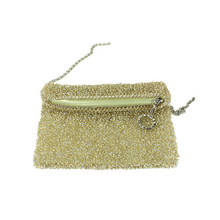 Party Style PVC Clothing Shoulder Bags