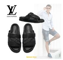 Louis Vuitton MONOGRAM Sandals