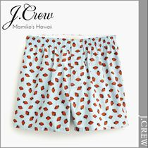 J Crew Cotton Trunks & Boxers