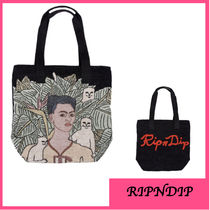 RIPNDIP Tropical Patterns Unisex Street Style A4