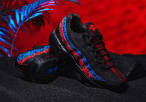 Nike AIR MAX 95 Street Style Collaboration Plain Sneakers