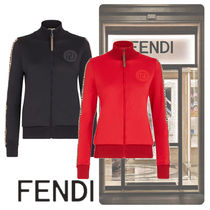 FENDI Casual Style Street Style Outerwear