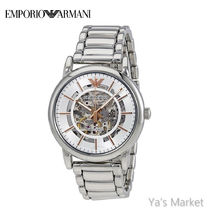 EMPORIO ARMANI Mechanical Watch Analog Watches