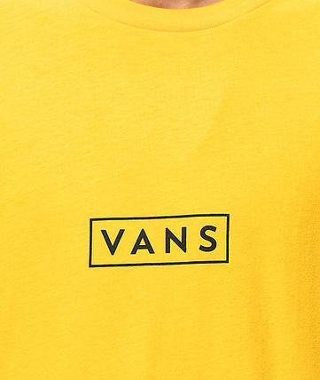 VANS Crew Neck Crew Neck Street Style Cotton Short Sleeves 6