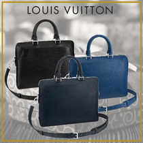 Louis Vuitton 2WAY Leather Business & Briefcases