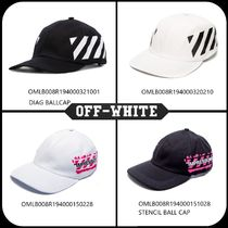 Off-White Caps