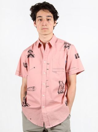 ONLY NY Shirts Street Style Short Sleeves Shirts 4