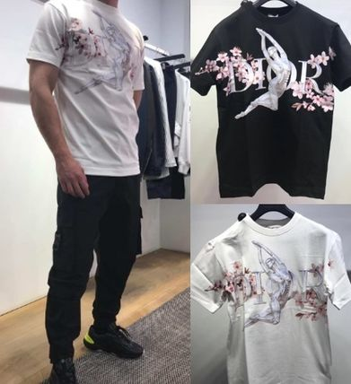 DIOR HOMME More T-Shirts Cotton T-Shirts