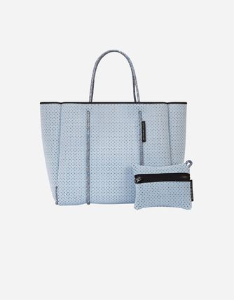 Casual Style Bag in Bag A4 Plain Totes