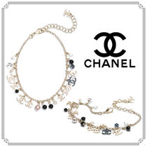 CHANEL Costume Jewelry Elegant Style Anklets