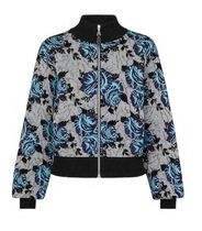 Louis Vuitton Flower Patterns Long Sleeves Cardigans