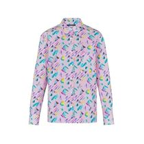 Louis Vuitton Street Style Long Sleeves Cotton Shirts & Blouses