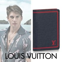 Louis Vuitton Plain Leather Accessories