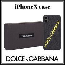 Dolce & Gabbana Plain With Jewels Smart Phone Cases