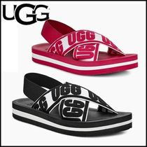 UGG Australia Casual Style Street Style Sport Sandals Flat Sandals