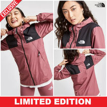 THE NORTH FACE Casual Style Street Style Bi-color Medium Jackets