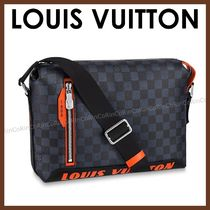 Louis Vuitton DAMIER COBALT Messenger & Shoulder Bags